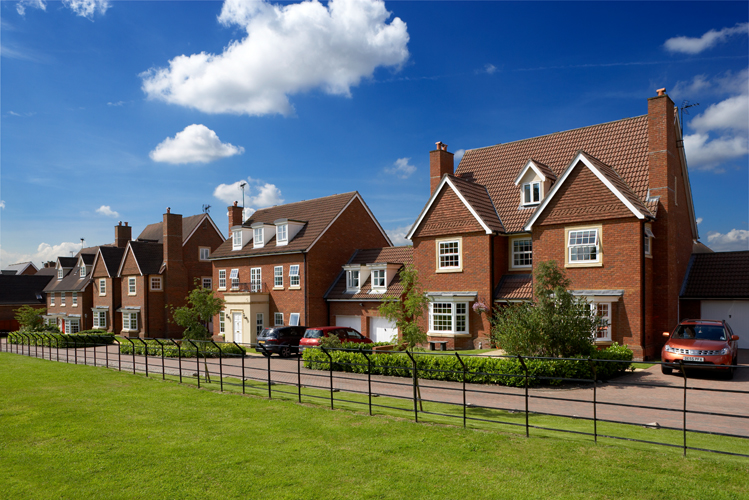 Executive Housing Winwick nr Warrington