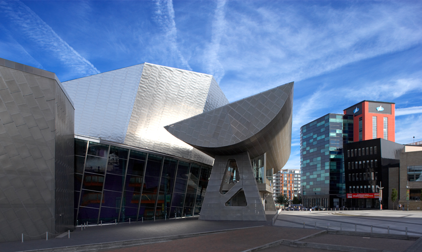 The Lowry Centre Salford Quays Manchester