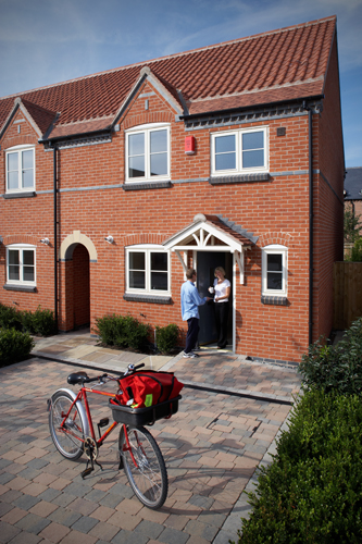 Plasmor Block Paving Housing Southwell