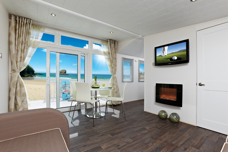 Willerby Holiday Homes - Summer House interior