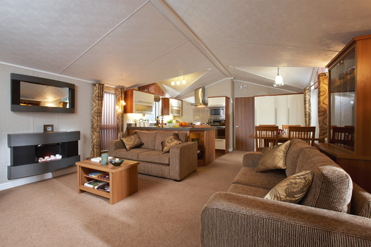 Willerby Holiday Homes  - New Hampshire Series 3 Lounge