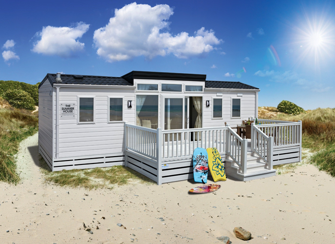 Willerby Holiday Homes - The Summer House Exterior