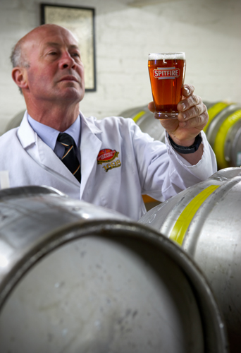 Head Brewer @ Shepherd Neame Brewery @ Faversham