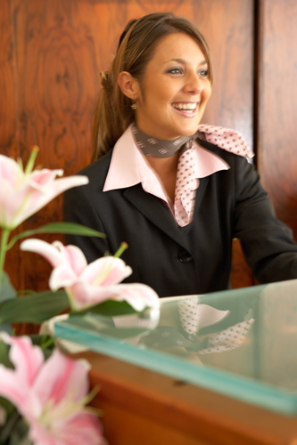 Hotel Receptionist @ ABode Hotel Exeter