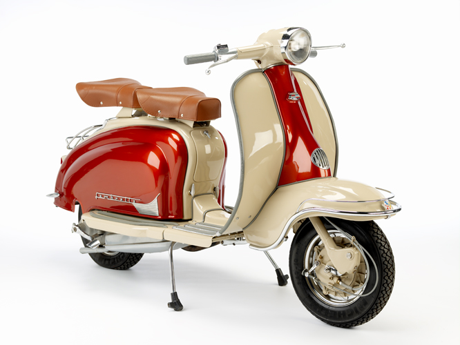 1960 Lambretta Li 150 series 11 Scooter